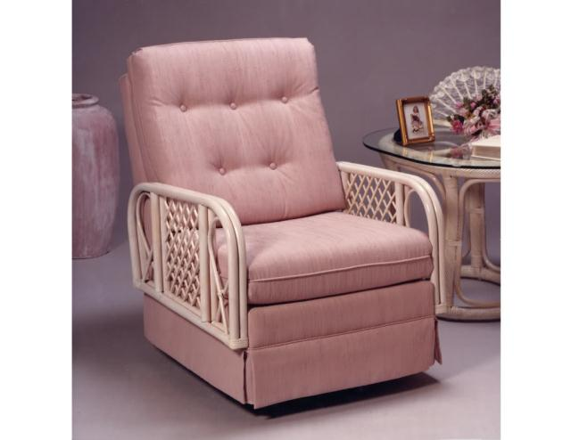 Wicker Recliners/Swivel Rocking Chairs