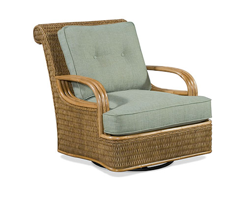 Outdoor wicker rocking chair - Rattan Amp Wicker Recliners Swivel Rocking Chairs