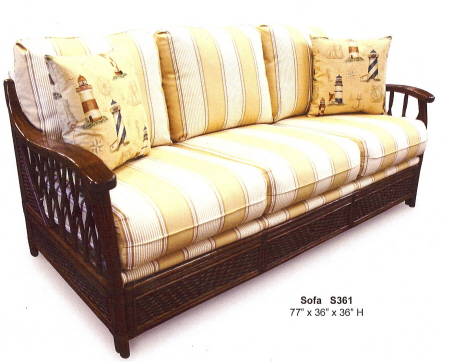 Casual Living Wicker And Rattan Furnishings