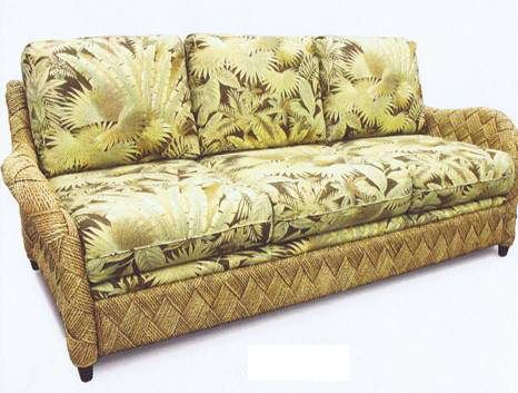Wicker Sofas Sleepers Casual Living And Rattan Furnishings